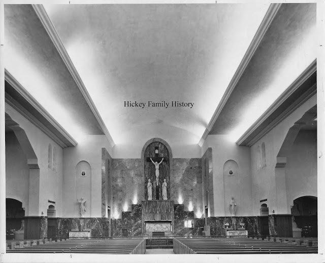 Parish History – Holy Cross Catholic Parish